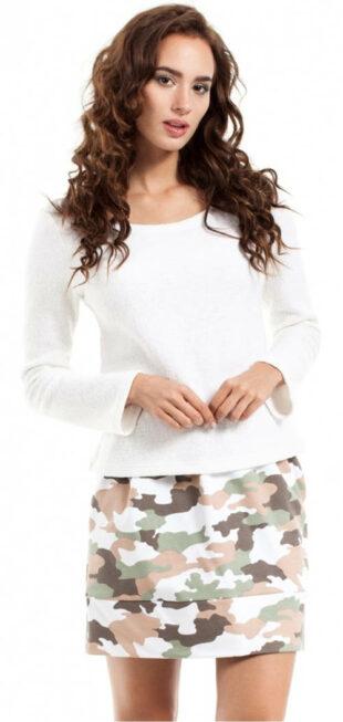 Rövid női hadsereg szoknya