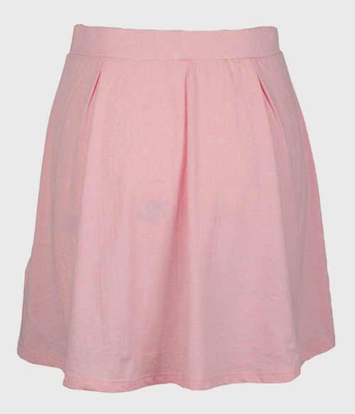 Rövid rózsaszín női szoknya eladó